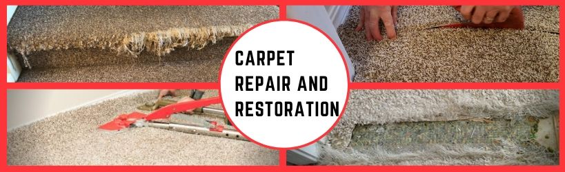 Carpet Repair and Restoration