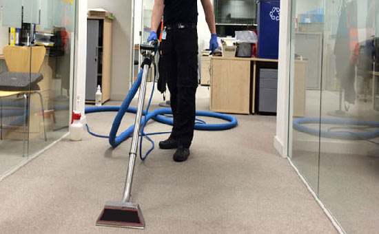 Commercial Carpet Cleaning Ipswich